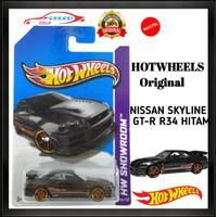 Hotwheels Diecast Nissan Skyline GT-R (R34)