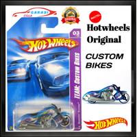 Hotwheels Diecast Scorchin Scooter Team Custom Bikes
