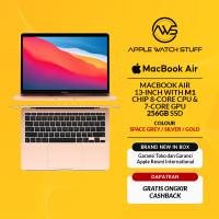 New MacBook Air 2020 13 inch M1 Chip 8 Core CPU/ 7 Core GPU/ 256GB SSD