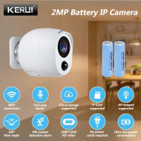 KERUI IP Kamera CCTV battery Portable Dashcam