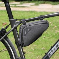 Tas Sepeda MTB Roadbike Triangle Frame Bag Bike Pouch ROS 12657