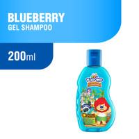 Kodomo Shampoo Gel Blueberry 200 ml