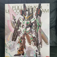 MG Bandai Unicorn Full Armor Ver. ka