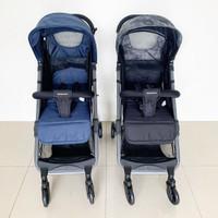 BABYICON - Stroller Y1-Pro - Biru
