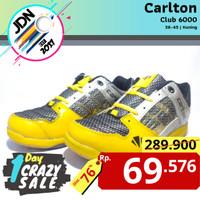 Carlton Club 6000 Sepatu Badminton Tenis Meja [Size 38-45]