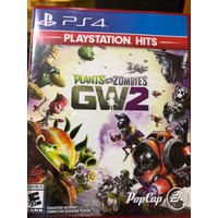 game ps 4 playstation 4 plant vs zombie GW2 second blue ray disc