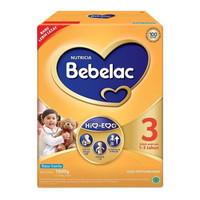 BEBELAC SUSU 3 VANILA BOX 1800GR