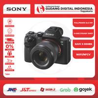 Kamera Mirrorless Sony Alpha 7 / A7 Mark II 50mm F1.8 F
