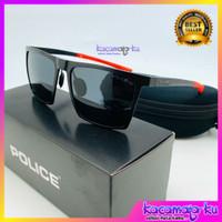 Kacamata Sunglasses Pria Polarized Titanium 1837 Premium