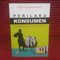 buku perilaku konsumen edisi kedua oleh prof Dr ujang sumarwan