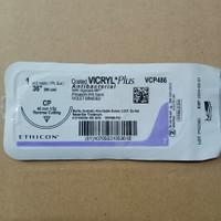 VICRYL plus 1 VCP486 Rev Cut