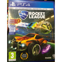 PS 4 Playstation 4 game rocket league second blue ray disc