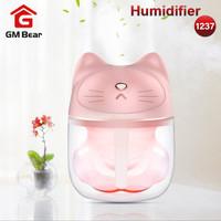 GM Bear Pelembab Udara Ultrasonik 1237-Ultrasonic Humidifier 150ml
