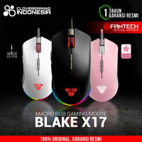 Fantech BLAKE X17 RGB - Gaming Mouse