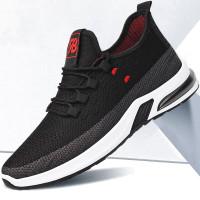 Sepatu Sneakers Pria 003 - Hitam, 39