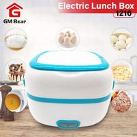 GM Bear Kotak Bekal Penghangat Makanan Elektrik 1216-Electric Lunch