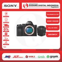 Kamera Mirrorless Sony Alpha 7 / A7 50mm f1.8 F