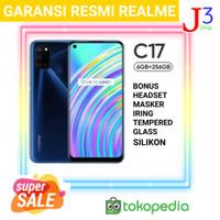 REALME C17 6/256 NEW GARANSI RESMI REALME