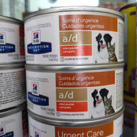 a/d urgent care kucing&Anjing