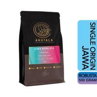 ARUTALA Kopi Jawa Robusta Java Coffee 500 Gram