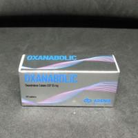 ARENIS OXANABOLIC / OXANDROLONE / ANAVAR 100 TAB 10 MG ORIGINAL !!!