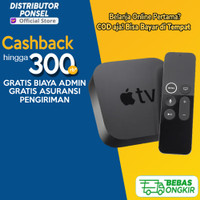 Apple TV 4K 32GB / 64GB 32 64 BNIB Original GEN 5 Garansi 1 Tahun
