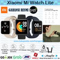 Xiaomi Mi Watch Lite GPS Fitness Smartwatch 11 Mode Olahraga - Black