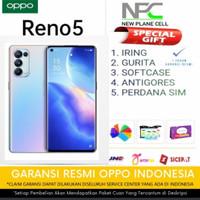 Oppo Reno 5 8/128 Garansi Resmi Oppo Indonesia
