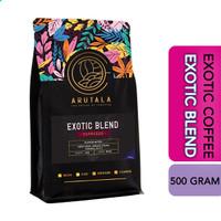ARUTALA Kopi Exotic Blend Espresso 500 Gram