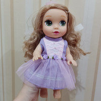 Dress boneka Baby Alive Rapunzel Mell Chan Doll