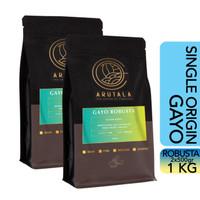 ARUTALA Kopi Gayo Alur Badak Robusta Coffee 1KG