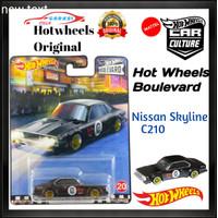 Hotwheels Nissan Skyline C210 Premium Series Hot wheels Boulevard