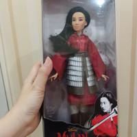Disney princess Mulan warrior doll original Hasbro SALE paling murah