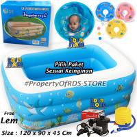 Kolam Renang Anak Baby Spa SL-CO14 Paket