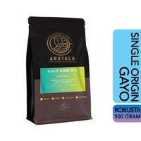 ARUTALA Kopi Gayo Alur Badak Robusta Coffee 500 Gram