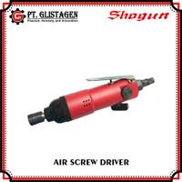 Obeng Angin Air Screwdriver Reversible Impact Wrench Titanium Shogun