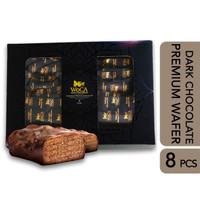 WoCA Wafer Coklat Premium - Dark Chocolate