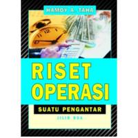 Buku Riset operasi suatu pengantar jilid dua by Hamdy A. taha