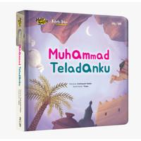 BUKU SERI PENUNTUN ISLAM MUHAMMAD TELADANKU - BOARDBOOK