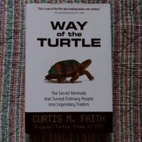 buku cetak way of the turtle english version