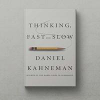 daniel kahneman buku thinking, fast and slow