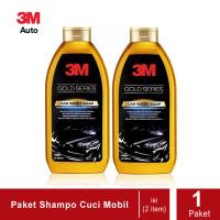 Paket 2 Botol - 3M Car Wash Soap Gold Series