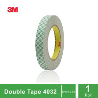 3M Scotch Double Tape 4032 Mounting Tape Urethane Foam Tape 12mm x 3m