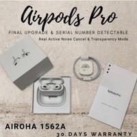 1:1 Airpods Pro FINAL UPGRADE - Aktif ANC & TM
