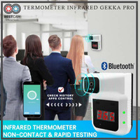 Thermometer Infrared Gekka PRO Termometer Dinding Automatic K3