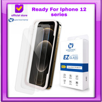 Whitestone EZ Tempered Glass Iphone 12 Pro Max 12 Pro Iphone12 / Mini