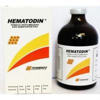 Hematodin 100 ml Romindo