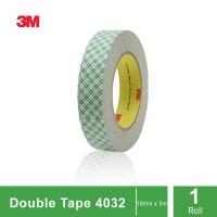3M Scotch Double Tape 4032 Mounting Tape Urethane Foam Tape 18mm x 3m