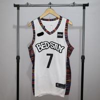 Jersey Basket Swingman NBA Brooklyn Nets Kevin Durant Bedstuy Bed Stuy