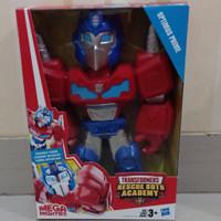 Preschool Licensed Mega Mighties Optimus Prime Figure original SALE